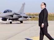 هولاند في العراق تأكيداً لالتزامه بمحاربة داعش