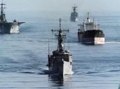 البحرية الأميركية تطلق طلقات تحذيرية على سفن إيرانية