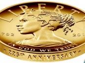 """لأول مرة.. """"سيدة الحرية"""" تظهر كامرأة إفريقية على عملة أمريكية"""