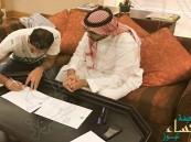 """رسمياً.. الأهلي يعلن ضم العراقي """"سعد الأمير"""" لصفوف فريقه"""