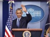أوباما مودعاً: لا سلام بدون دولة فلسطينية والمصالحة مع موسكو