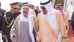أمير الكويت يتسلم دعوة من خادم الحرمين لحضور المهرجان السنوي لسباق الهجن