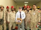 """بالصور.. """"تهديد أمني"""" فرضية تدريبية بمستشفى الملك عبدالعزيز بالأحساء"""