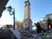 سفارة المملكة تحذر السعوديين من توابع زلزال روما