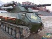 بالفيديو.. روسيا تجرّب استخدم الدبابات ذاتية القيادة في سوريا