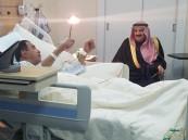 """بالصور .. رجل الاعمال """"عبداللطيف العرفج"""" يجري عملية جراحية تكللت بالنجاح"""