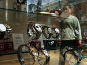تراجع صادرات صناعة الساعات السويسرية للعام السابع على التوالي