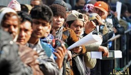 إعلان متداول عن توفر وظائف بمترو الرياض في الهند .. ورواد يطالبون بكشف حقيقته (صورة)