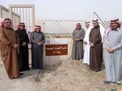 """بالصور.. نائب المجلس البلدي بالأحساء يتفقد تجهيزات الإنشاء بـ""""مقابر العمران"""""""