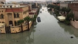أمانة الشرقية: مشروع لتصريف مياه الأمطار بتكلفة 91 مليوناً