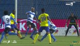 فيديو .. النصر يتجاوز النهضة ويضرب موعداً مع الهلال في ربع نهائي كأس الملك