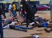 مقتل 17 شخصاً جراء تدافع بملعب كرة قدم في أنجولا
