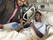 عواجي الأهلي يجري جراحة ناجحة في قطر