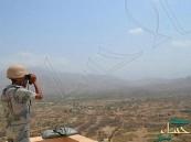 استشهاد عريف إثر تعرض نقطة حدودية بجازان لإطلاق نار من قبل الحوثيين