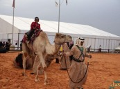 """بالصور.. """"التراث القطري"""" يستقطب زائري الخليج والدول العربية بـ""""الجنادرية"""""""