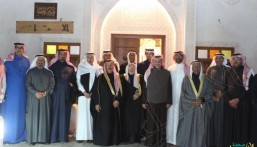 """بالصور.. رجل الأعمال الكويتي """"جواد بوخمسين"""" في ضيافة """"الموسى"""""""