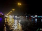الإنذار المبكر: أمطار متوسطة إلى غزيرة على الأحساء