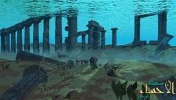 بالصور.. أسرار مذهلة حول المدينة المفقودة بمضيق جبل طارق!!