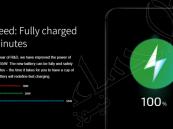 """تقنية جديدة من """"Meizu"""" لشحن بطارية الهاتف في 20 دقيقة"""