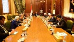 الرئيس اليمني يشيد بتعاون الجيش والمقاومة مع المملكة ودول التحالف