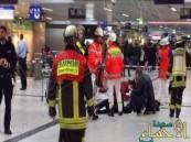 إصابات بهجوم مسلح بساطور في محطة قطارات دوسلدورف الألمانية