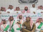 """عمدة الرقيقة يستقبل وفد """"عيش السعودية"""" من مكة المكرمة"""