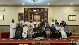 ثانوية الملك خالد بالهفوف تنفذ حملة تنظيف المساجد