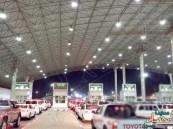 إلغاء أوراق المركبات والاستعانة بكاميرات في المنافذ الجمركية مع الإمارات