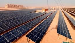 دبي تدشن أكبر مجمع للطاقة الشمسية في العالم