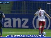 """بالفيديو .. """"الشلهوب"""" يهدي الهلال صدارة المجموعة الرابعة"""