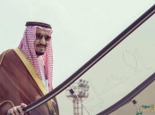 خادم الحرمين يصل سلطنة بروناي دار السلام