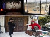 فندق يجسد بشاعة الاحتلال في فلسطين صممه فنان بريطاني لا يعرفه أحد