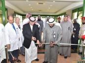 """مستشفى """"الإمام عبد الرحمن بن فيصل"""" للحرس الوطني يُفعل """"أسبوع السلامة"""""""
