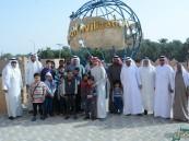 """طلاب فكرية """"الرميلة"""" في زيارة سياحية لأرض الحضارات"""