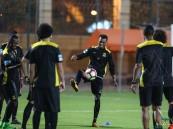 الاتحاد يستعد لمواجهة النصر في استاد فيصل بن فهد بحضور نور