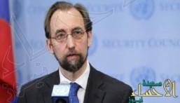 """مفوض الأمم المتحدة لحقوق الإنسان يؤكد تحول سوريا إلى """"غرفة للتعذيب"""""""