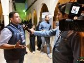 """بالصور.. في معرض """"عدسة أحسائية"""": حضور  إعلامي قوي و""""الزوار"""" يؤكدون عشقهم للصورة"""