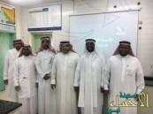 """ثانوية الملك خالد بالهفوف تقيم لقاء تحضير """"المحاليل الكيميائية"""""""
