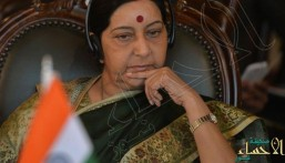 وزيرة الخارجية الهندية تدعو لسرعة إنهاء مشكلة العمالة المحتجزة بالأحساء