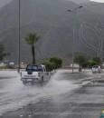 """""""الحربي"""" يتوقع خريطة هطول الأمطار خلال الساعات المقبلة"""