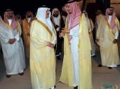 بالصور… أمير المنطقة الشرقية يستقبل سمو الأمير أحمد بن فهد بن سلمان