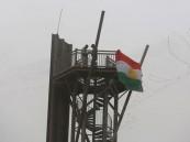 تصاعد التوتر بين بغداد و كردستان بعد رفع العلم الكردي على منشآت كركوك