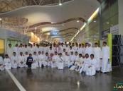 إعـداد طلاب ثانوية المبرز للمرحلة الجامعية بزيارة إلى جامعات الرياض