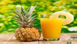 """5 فوائد صحية """"مذهلة"""" لعصير الأناناس.. أبرزها قمع السرطان"""