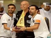 """""""السد"""" يتوج بطلًا لكأس #قطر على حساب الجيش"""