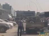 شاهد.. شرطة #الرياض تكشف تفاصيل جريمة معرض سيارات النسيم