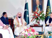 الرئيس الباكستاني: أي اعتداء على السعودية سنعتبره اعتداءً علينا