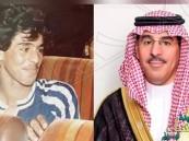 """الوزير """"العواد"""" .. من ملعب الهلال إلى وزارة الإعلام"""