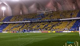 النصر يقيم حفلاً جماهيرياً على ملعب النادي
