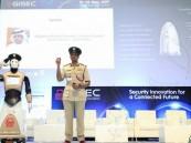 أول شرطي آلي ينضم إلى شرطة دبي.. وهذه مهامه!!